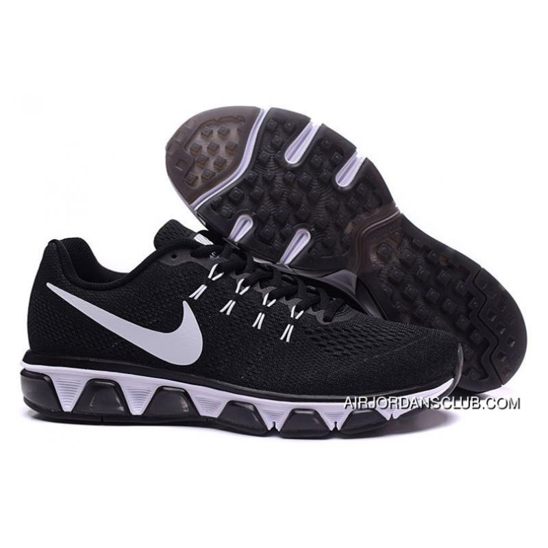 wholesale dealer 03313 32033 For Sale Mens Nike Air Max Tailwind 8 Black White