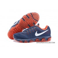 wholesale dealer 70535 5a88b Online Mens Nike Air Max Tailwind 8 Dell Blue Red White